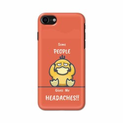 Buy Apple Iphone 7 Headaches Mobile Phone Covers Online at Craftingcrow.com