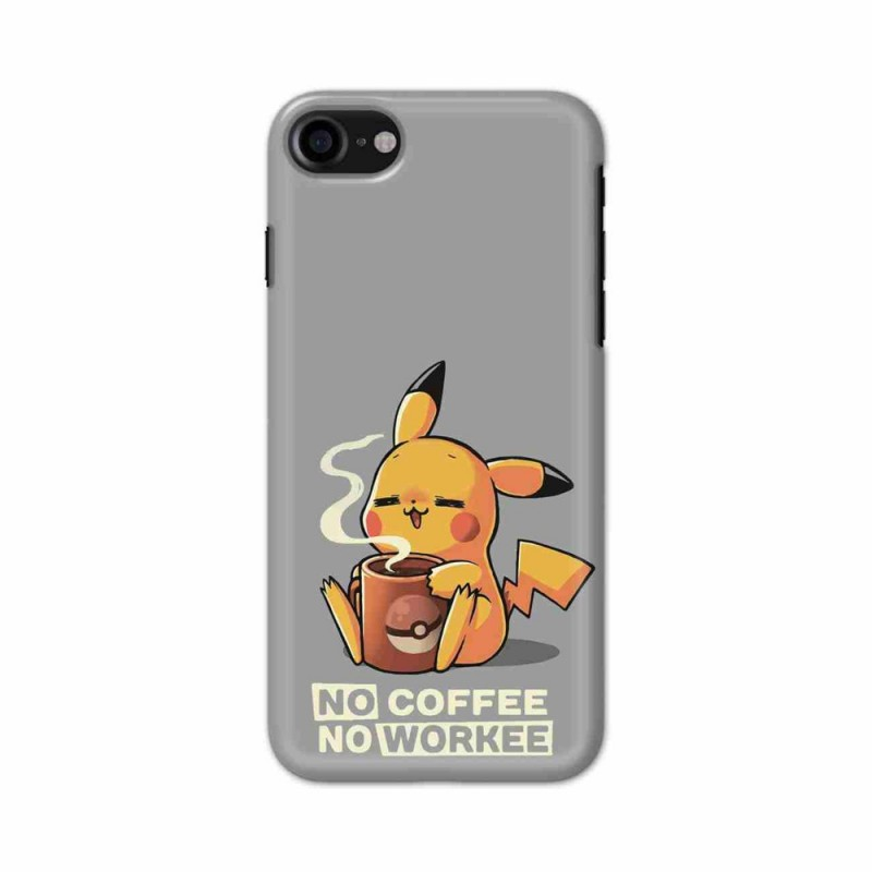 Buy Apple Iphone 7 No Coffee No Workee Mobile Phone Covers Online at Craftingcrow.com
