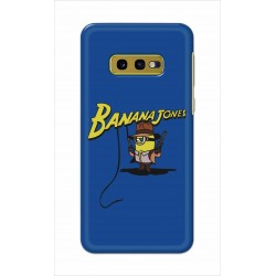 Crafting Crow Mobile Back Cover For Samsung Galaxy S10e - Banana Jondes