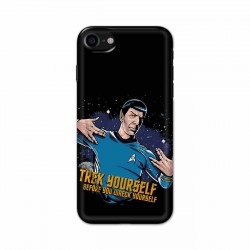 Buy Apple Iphone 7 Trek Yourslef Mobile Phone Covers Online at Craftingcrow.com