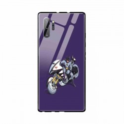 Buy Samsung Galaxy Note 10 Plus Bat Gang- Glass Case Mobile Phone Covers Online at Craftingcrow.com