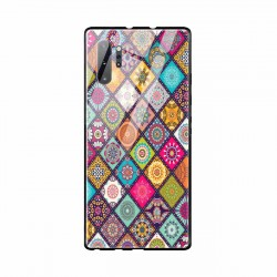 Buy Samsung Galaxy Note 10 Plus Floral Background Mobile Phone Covers Online at Craftingcrow.com