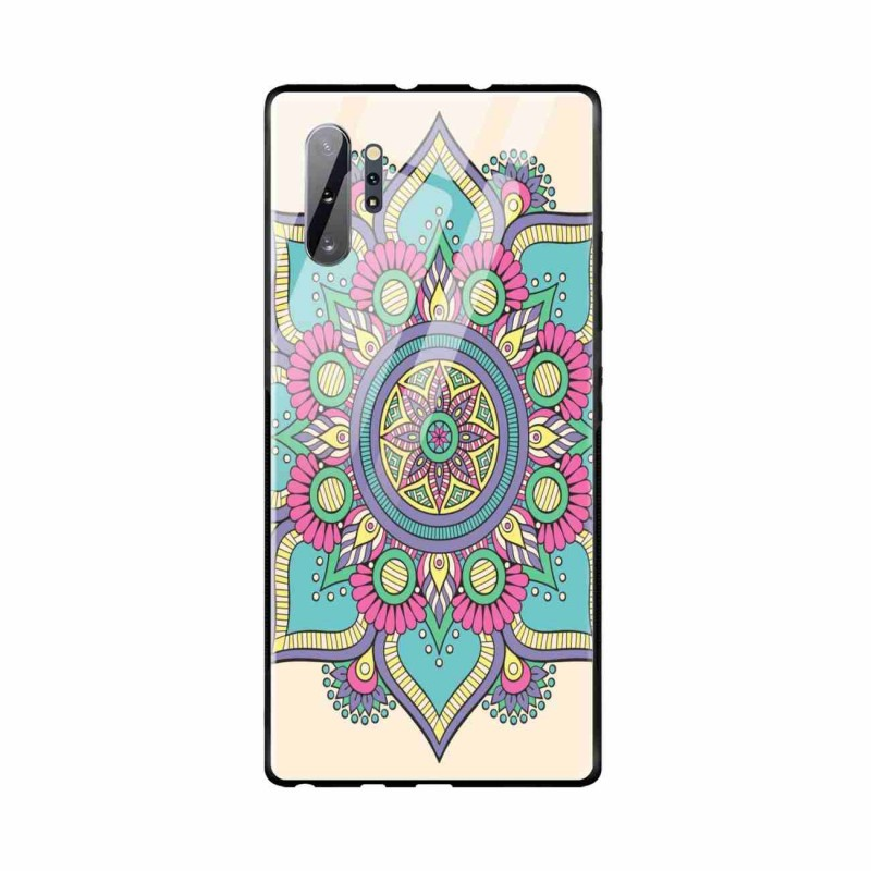 Buy Samsung Galaxy Note 10 Plus Floral Ornament Mobile Phone Covers Online at Craftingcrow.com