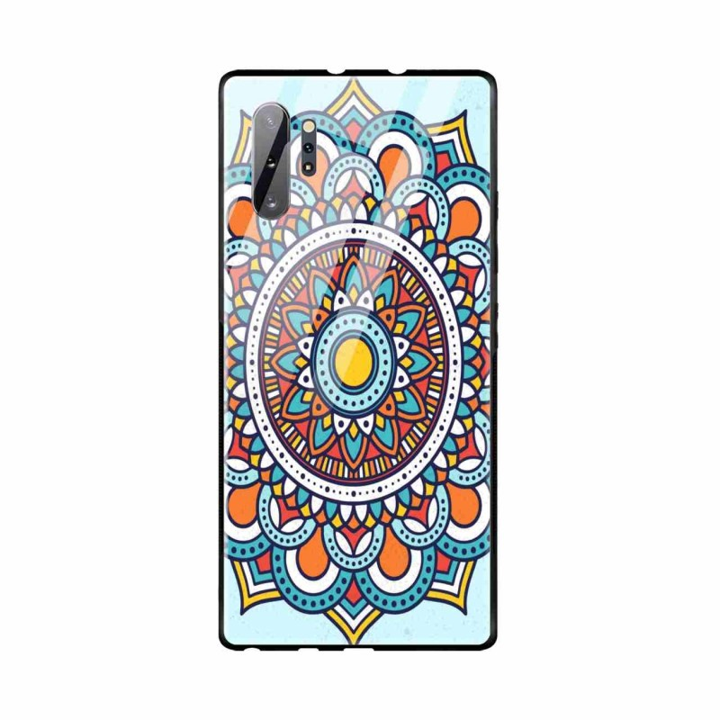 Buy Samsung Galaxy Note 10 Plus Colorful Mandala Mobile Phone Covers Online at Craftingcrow.com
