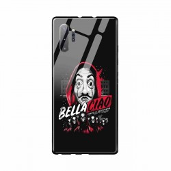 Buy Samsung Galaxy Note 10 Plus Bella Ciao- Glass Case Mobile Phone Covers Online at Craftingcrow.com