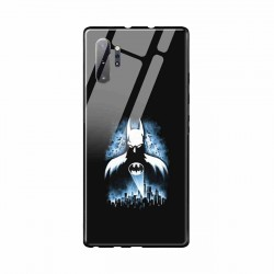 Buy Samsung Galaxy Note 10 Plus Dark Call- Glass Case Mobile Phone Covers Online at Craftingcrow.com
