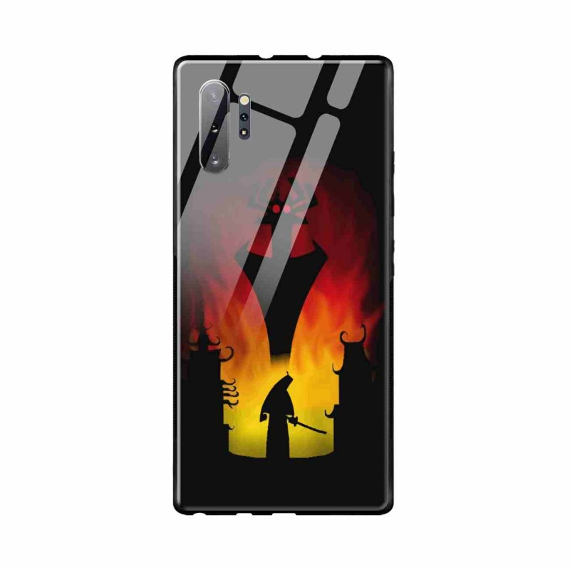 Buy Samsung Galaxy Note 10 Plus Fight Darkness- Glass Case Mobile Phone Covers Online at Craftingcrow.com