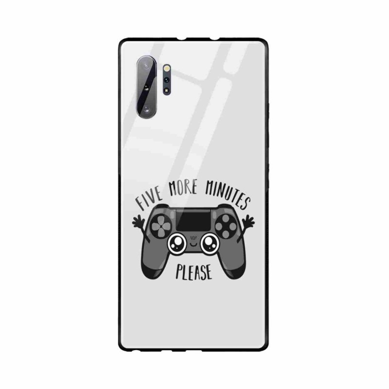 Buy Samsung Galaxy Note 10 Plus Five More Minutes- Glass Case Mobile Phone Covers Online at Craftingcrow.com
