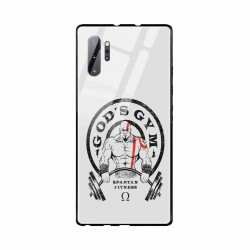 Buy Samsung Galaxy Note 10 Plus Gods Gym- Glass Case Mobile Phone Covers Online at Craftingcrow.com