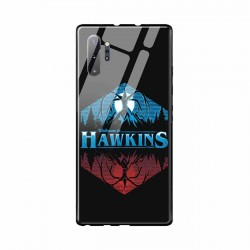 Buy Samsung Galaxy Note 10 Plus Hawkins- Glass Case Mobile Phone Covers Online at Craftingcrow.com