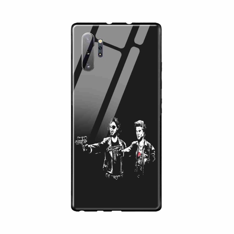 Buy Samsung Galaxy Note 10 Plus Kurt Fiction- Glass Case Mobile Phone Covers Online at Craftingcrow.com