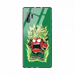 Buy Samsung Galaxy Note 10 Plus Legendary Anger- Glass Case Mobile Phone Covers Online at Craftingcrow.com