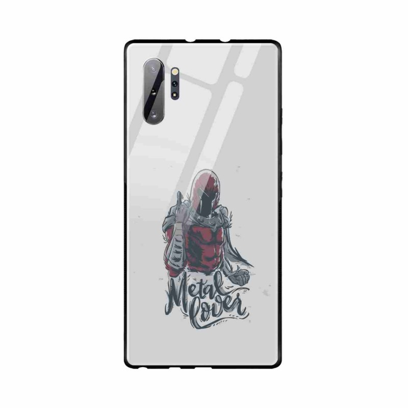 Buy Samsung Galaxy Note 10 Plus Metal Lover- Glass Case Mobile Phone Covers Online at Craftingcrow.com