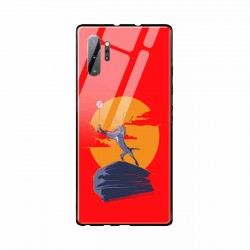 Buy Samsung Galaxy Note 10 Plus No Network- Glass Case Mobile Phone Covers Online at Craftingcrow.com