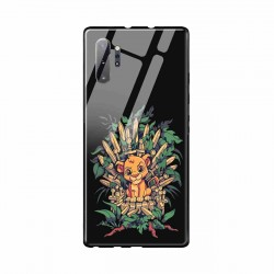 Buy Samsung Galaxy Note 10 Plus Real King- Glass Case Mobile Phone Covers Online at Craftingcrow.com