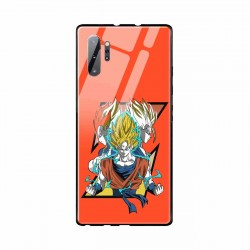 Buy Samsung Galaxy Note 10 Plus Saiyan Trio- Glass Case Mobile Phone Covers Online at Craftingcrow.com