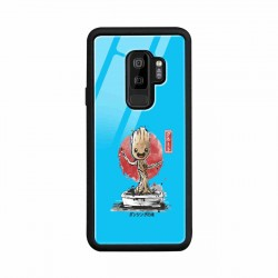 Buy Samsung S9 Plus Bonsai Groot- Glass Case Mobile Phone Covers Online at Craftingcrow.com