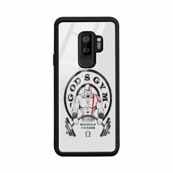 Buy Samsung S9 Plus Gods Gym- Glass Case Mobile Phone Covers Online at Craftingcrow.com