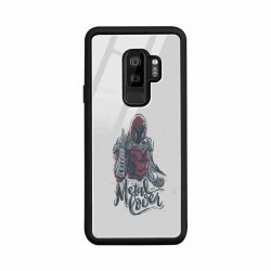 Buy Samsung S9 Plus Metal Lover- Glass Case Mobile Phone Covers Online at Craftingcrow.com