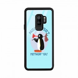 Buy Samsung S9 Plus Noot Noot- Glass Case Mobile Phone Covers Online at Craftingcrow.com
