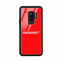 Buy Samsung S9 Plus Stark Industries- Glass Case Mobile Phone Covers Online at Craftingcrow.com