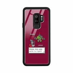 Buy Samsung S9 Plus Friend From Work Mobile Phone Covers Online at Craftingcrow.com