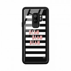 Buy Samsung S9 Plus BlahBlahBlah Mobile Phone Covers Online at Craftingcrow.com