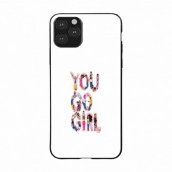Buy Iphone 12 Pro Max You Go Girl Mobile Phone Covers Online at Craftingcrow.com