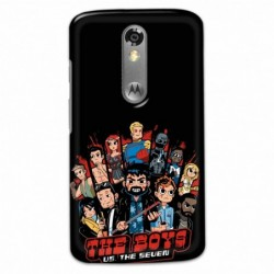 Buy Moto X Force The Boys Mobile Phone Covers Online at Craftingcrow.com