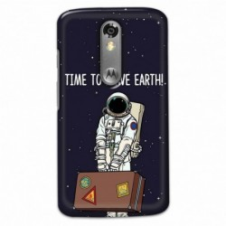 Buy Moto X Force Timeto Leave Earth Mobile Phone Covers Online at Craftingcrow.com