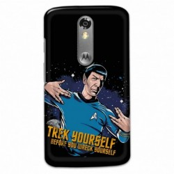 Buy Moto X Force Trek Yourslef Mobile Phone Covers Online at Craftingcrow.com