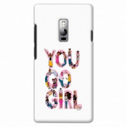 Buy OnePlus 2 You Go Girl Mobile Phone Covers Online at Craftingcrow.com