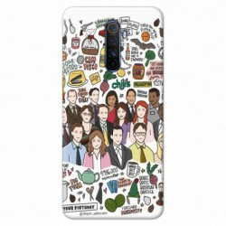 Buy Realme X2 Pro The Office Mobile Phone Covers Online at Craftingcrow.com
