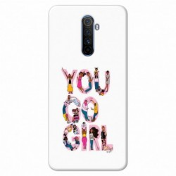 Buy Realme X2 Pro You Go Girl Mobile Phone Covers Online at Craftingcrow.com