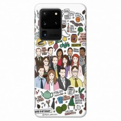 Buy Galaxy S20 Ultra The Office Mobile Phone Covers Online at Craftingcrow.com