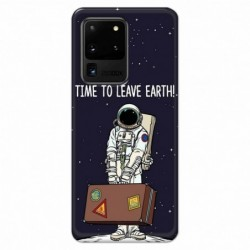 Buy Galaxy S20 Ultra Timeto Leave Earth Mobile Phone Covers Online at Craftingcrow.com