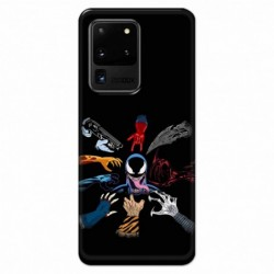 Buy Galaxy S20 Ultra Venom Wick Mobile Phone Covers Online at Craftingcrow.com