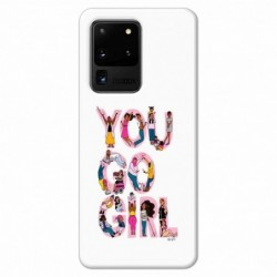 Buy Galaxy S20 Ultra You Go Girl Mobile Phone Covers Online at Craftingcrow.com