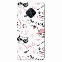Buy Vivo S1 Pro Friday  Cats Mobile Phone Covers Online at Craftingcrow.com