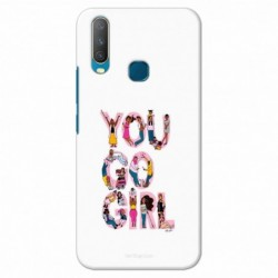 Buy Vivo Y17 You Go Girl Mobile Phone Covers Online at Craftingcrow.com