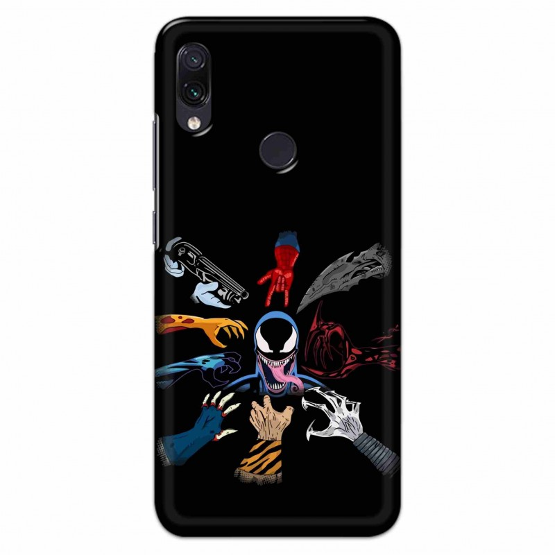 Buy Redmi Y3 Venom Wick Mobile Phone Covers Online at Craftingcrow.com