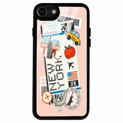 Buy Apple Iphone 7 New York Boarding Mobile Phone Covers Online at Craftingcrow.com