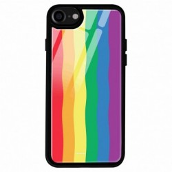 Buy Apple Iphone 7 Rainbow Mobile Phone Covers Online at Craftingcrow.com
