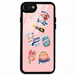 Buy Apple Iphone 7 Strong Women Mobile Phone Covers Online at Craftingcrow.com