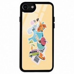 Buy Apple Iphone 7 Tropical Hub Mobile Phone Covers Online at Craftingcrow.com