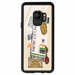 Buy Samsung S9 New Delhi Mobile Phone Covers Online at Craftingcrow.com