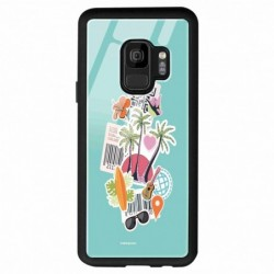 Buy Samsung S9 Tropical Sunset Mobile Phone Covers Online at Craftingcrow.com