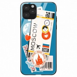 Buy Iphone 11 Pro Max Moscow Boarding Mobile Phone Covers Online at Craftingcrow.com