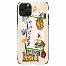 Buy Iphone 11 Pro Max New Delhi Mobile Phone Covers Online at Craftingcrow.com