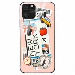 Buy Iphone 11 Pro Max New York Boarding Mobile Phone Covers Online at Craftingcrow.com